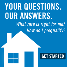 Get answers to your mortgage and home loan questions.